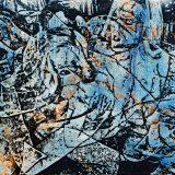 Acryl auf Leinwand, 140 x 100 cm