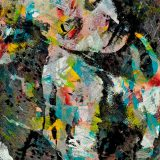 Acryl auf Leinwand, 60 x 90 cm
