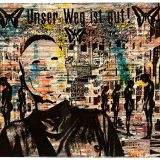 Acryl auf Stegplatte, 250 x 100 cm